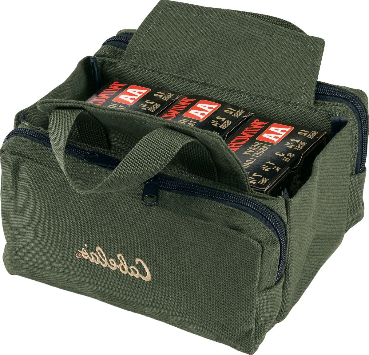 Cabela's Deluxe Canvas Shotshell Carrier