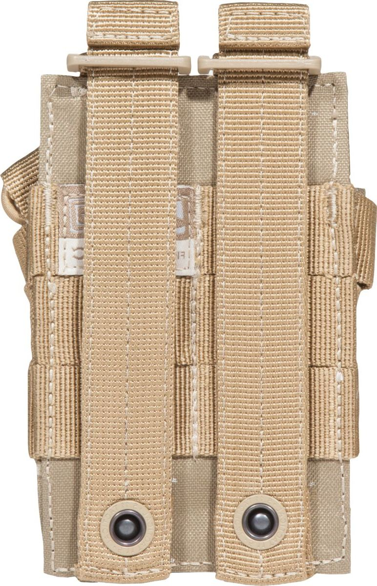 5.11® Double Pistol Magazine Bungee/Cover Pouch
