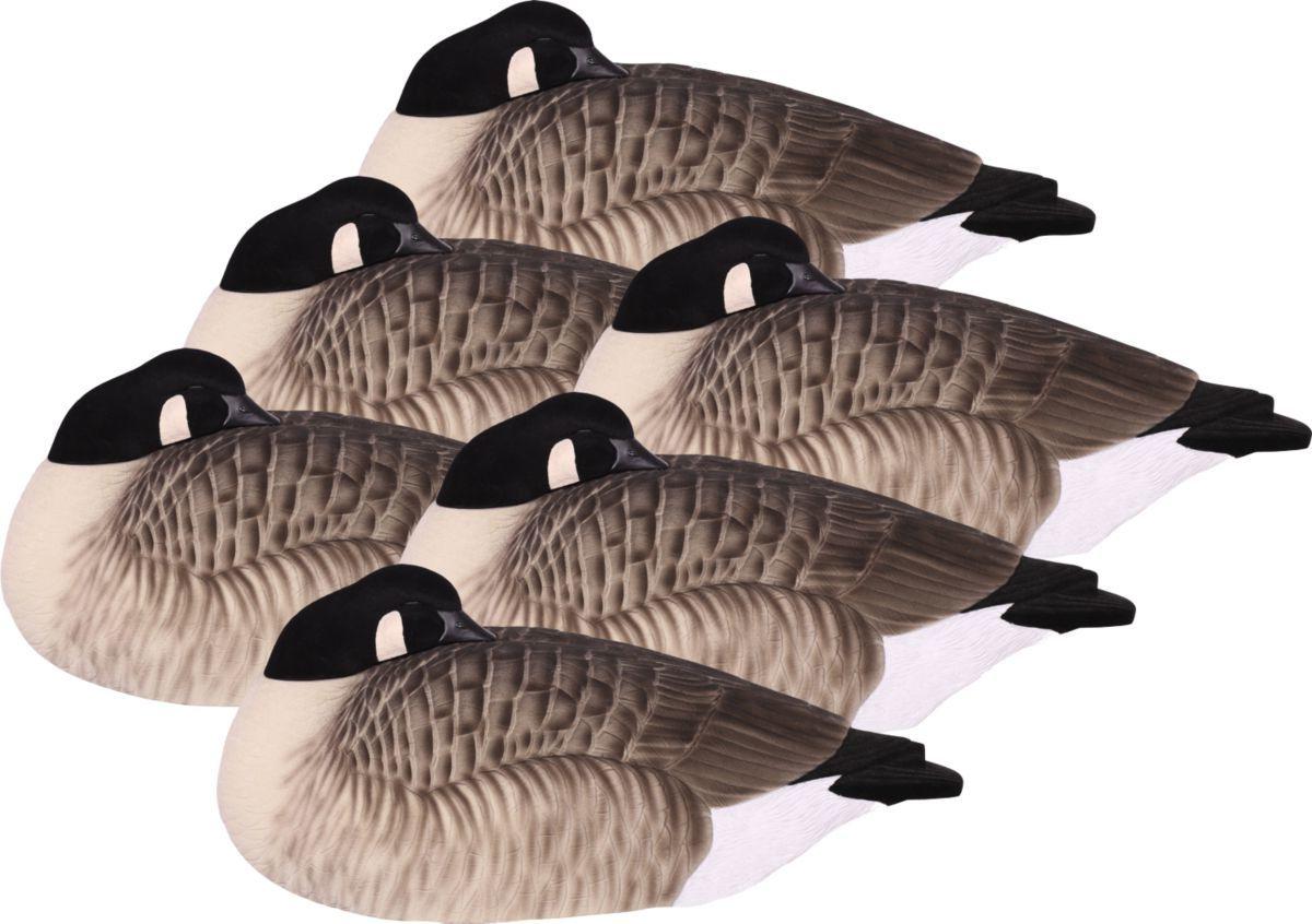 Hard Core Elite Series Canada Goose Shell Decoys
