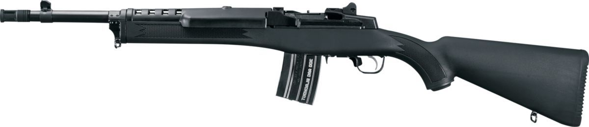 Ruger® MINI-14® and MINI-Thirty® Semiautomatic Rifles