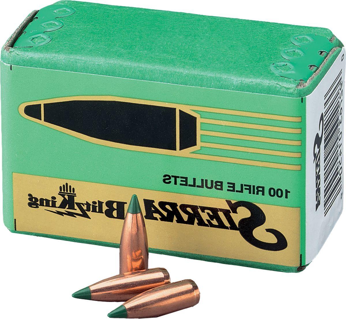 Sierra .20 Caliber Rifle Bullets