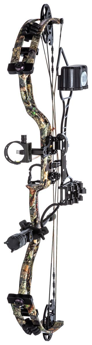 Obsession Bows Hashtag Compound Bow Package