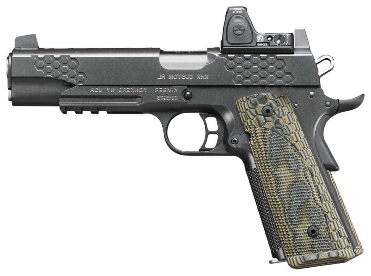 Kimber® KHX Custom RL (OI) Semi-Automatic Pistol