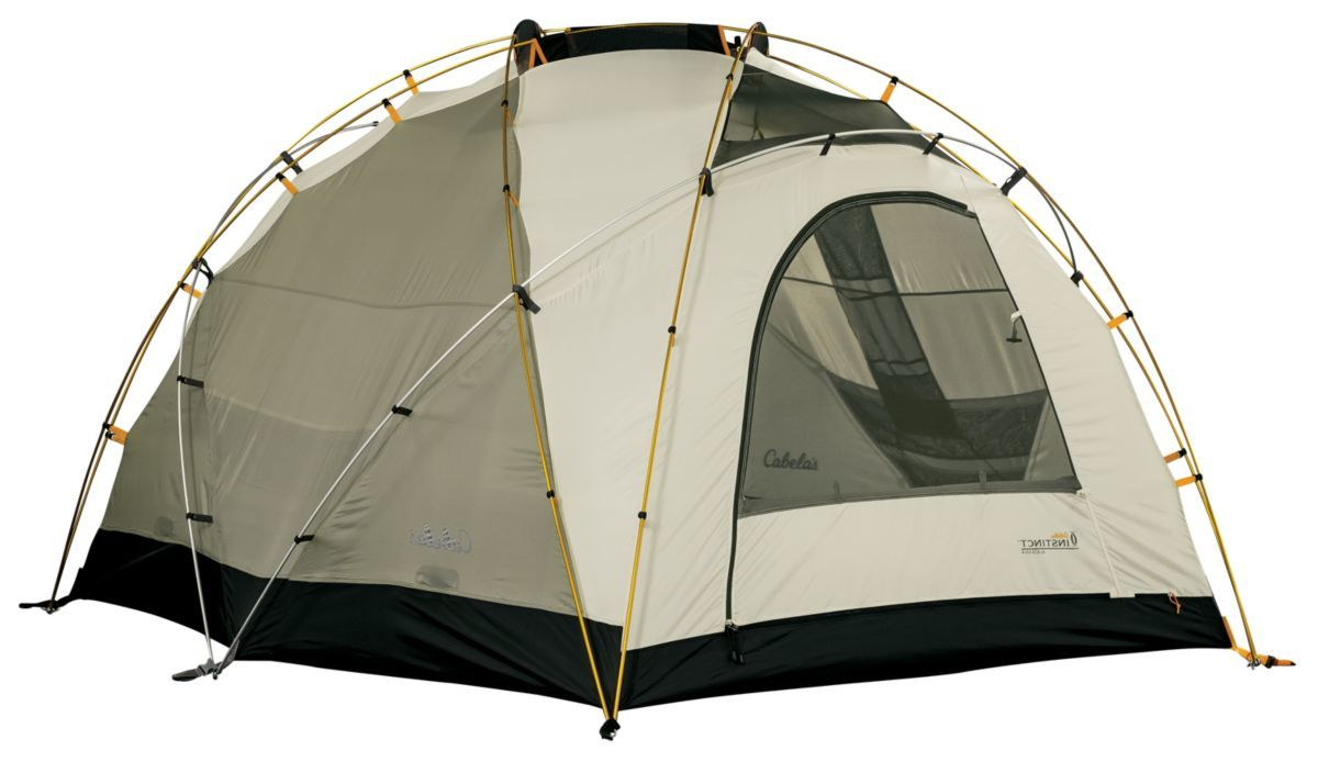Cabela's Instinct® Alaskan Guide® 4-Person Tent