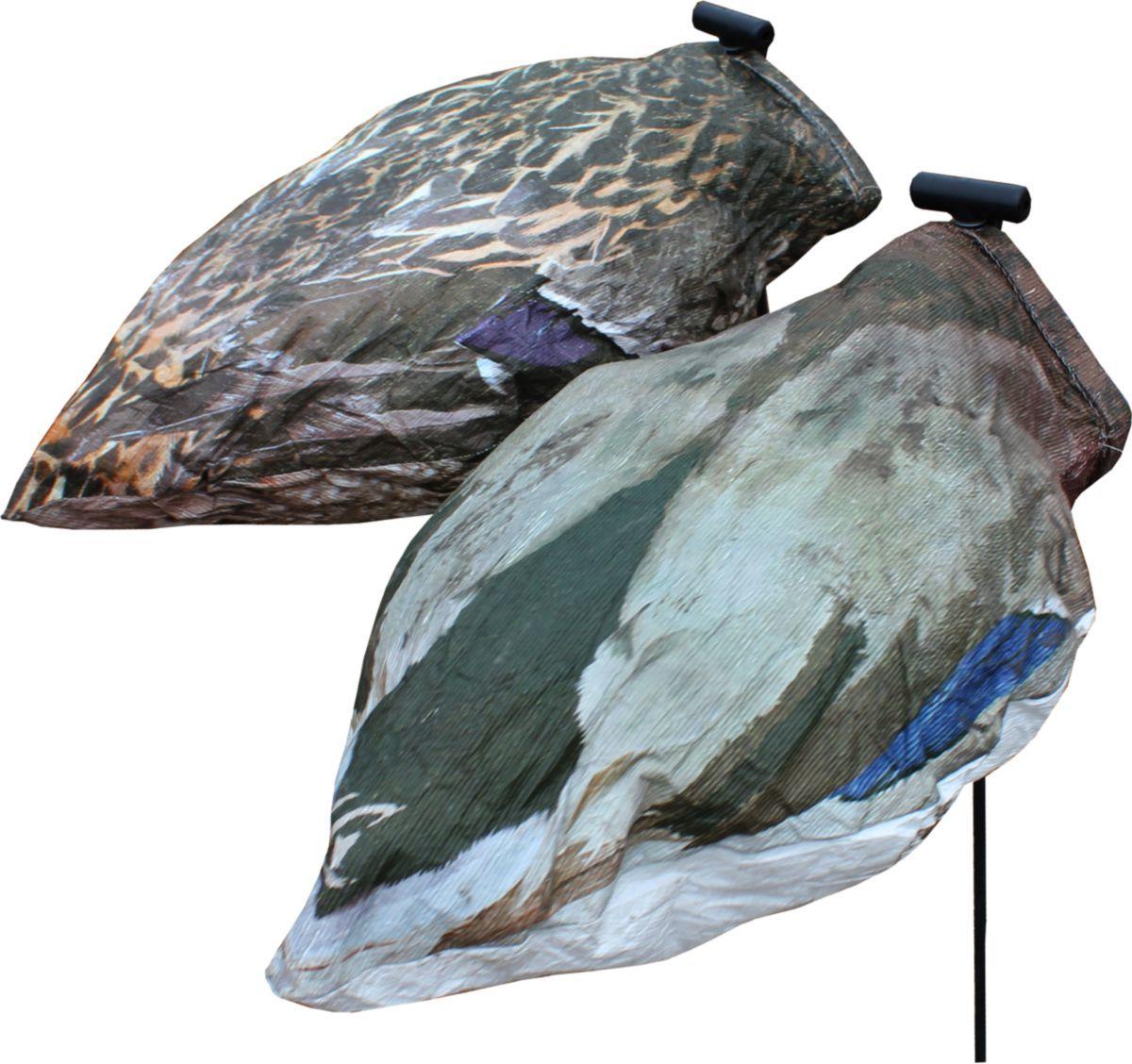 White Rock Decoys Headless Mallard Windsocks