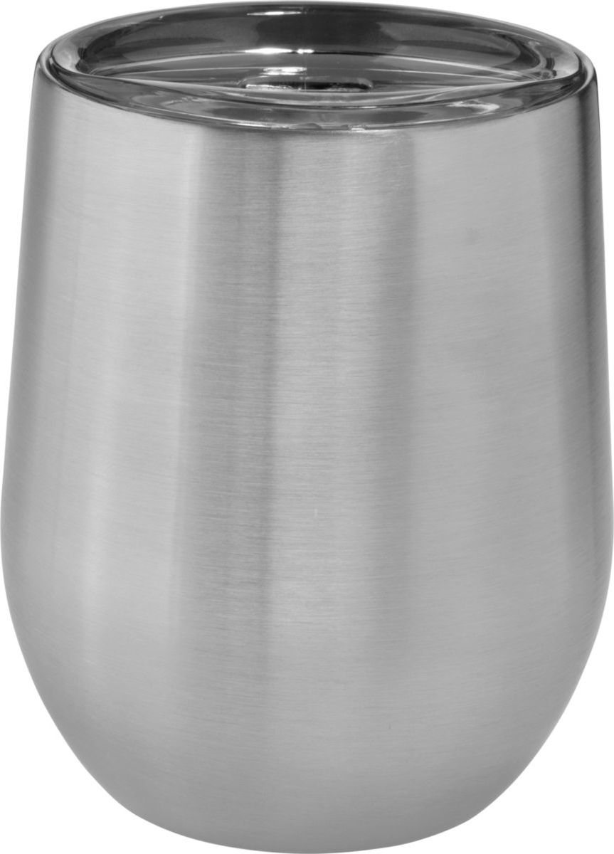 PURE Drinkware Stainless Steel Stemless Wine Glass
