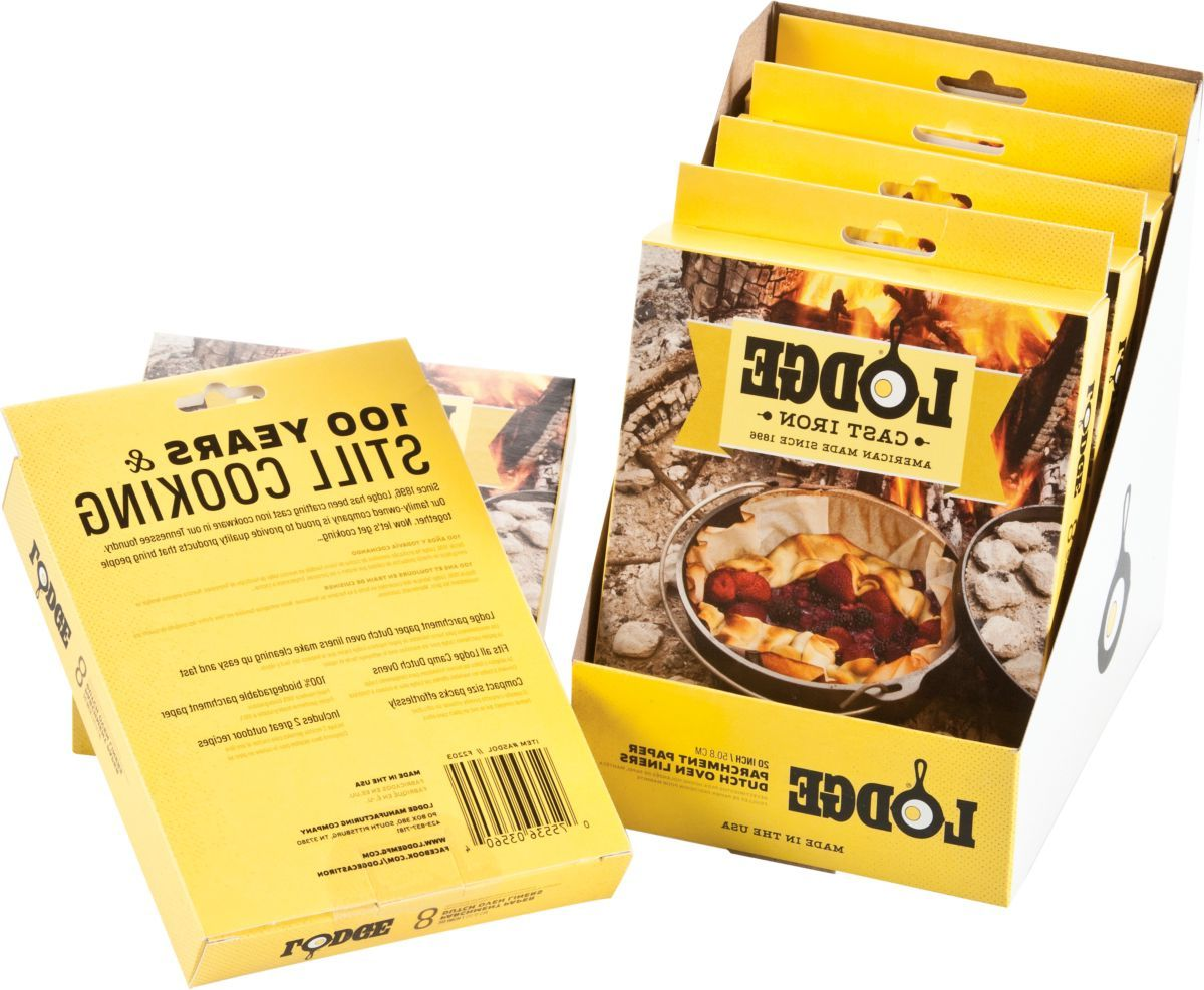 Lodge Dutch-Oven Liners