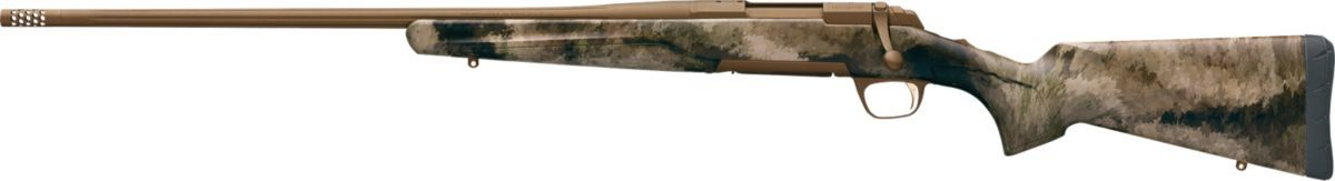 Browning® X-Bolt Hell's Canyon Speed Bolt-Action Rifles