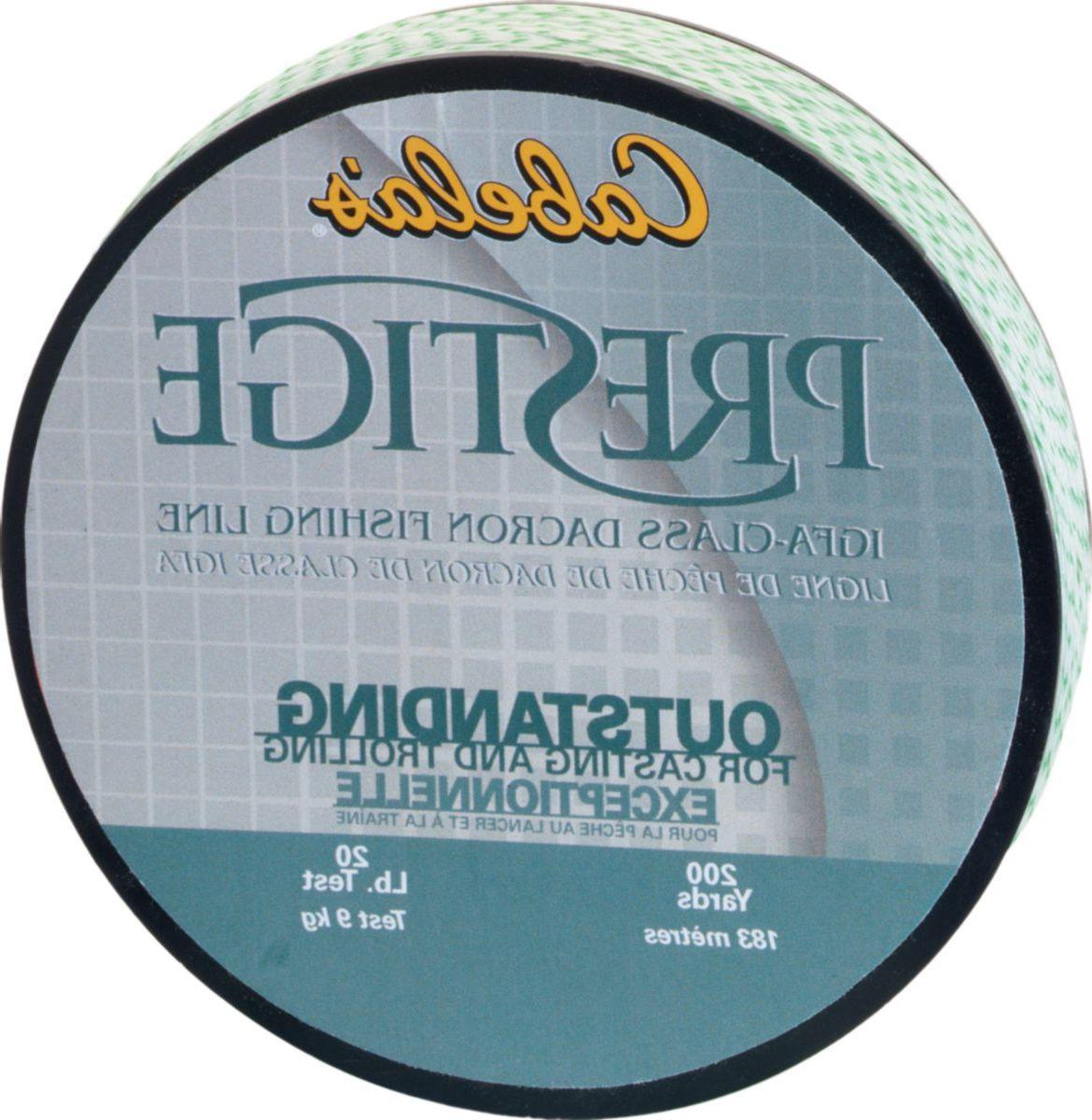 Cabela's Prestige Braided Dacron® Line - 200 yds.
