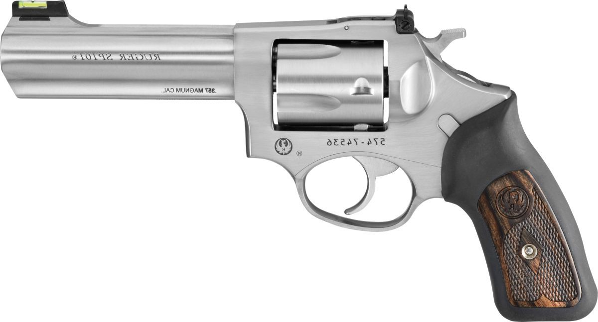 Ruger® SP101® Double-Action Centerfire Revolvers