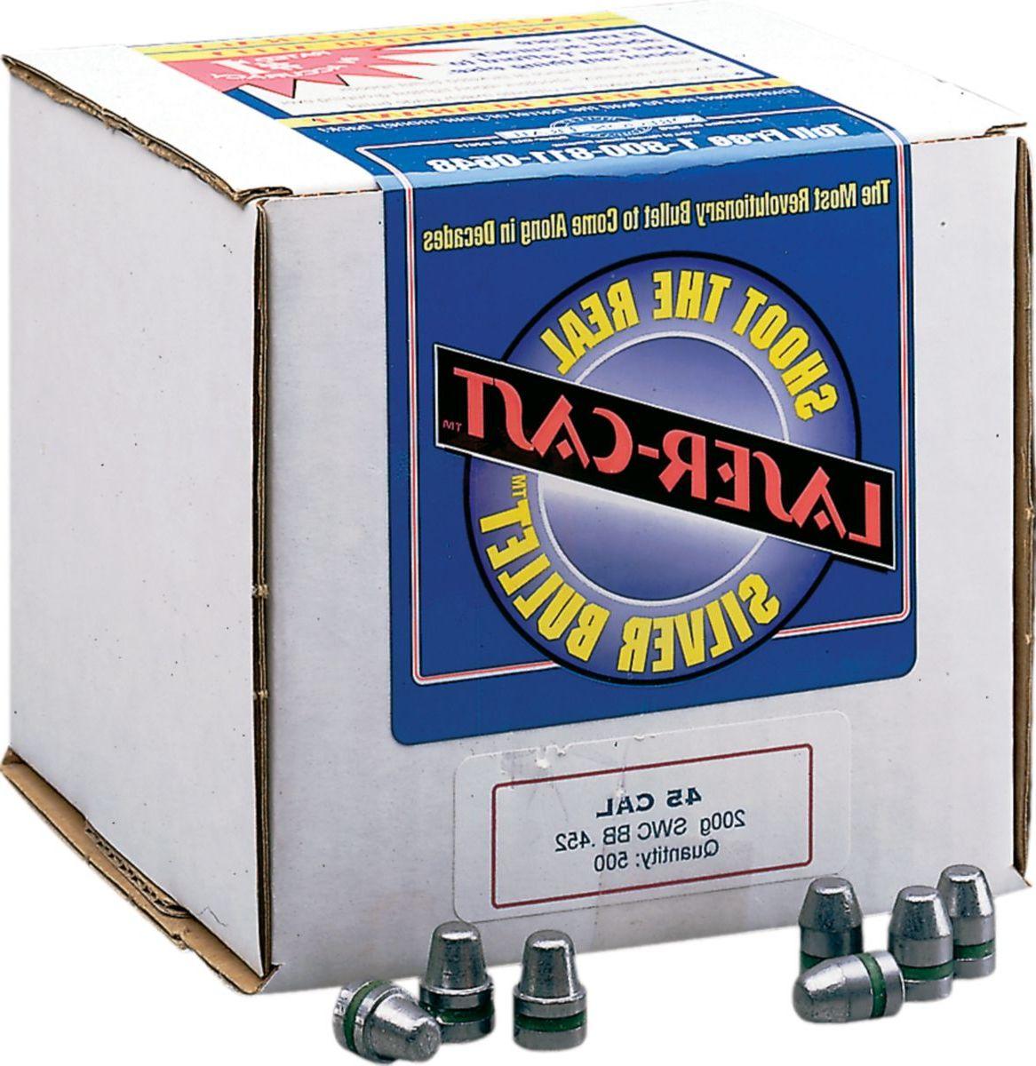 Oregon Trail Laser-Cast™ .45-70 Rifle Bullets – Per 250