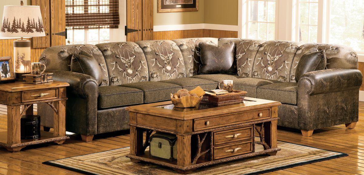 Modern of Marshfield Whitetail Ridge Sectional Sofa