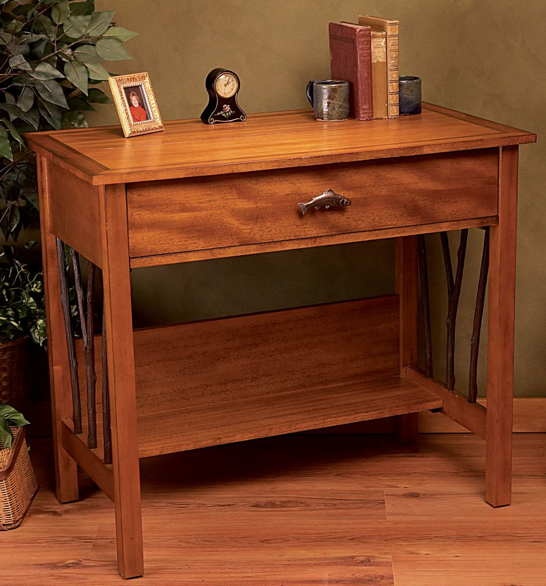 Big Sky Carvers Willow Run Fly-Tying Desk