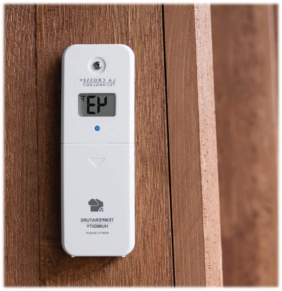 La Crosse® Technology Color Wireless Wi-Fi Professional Weather Station