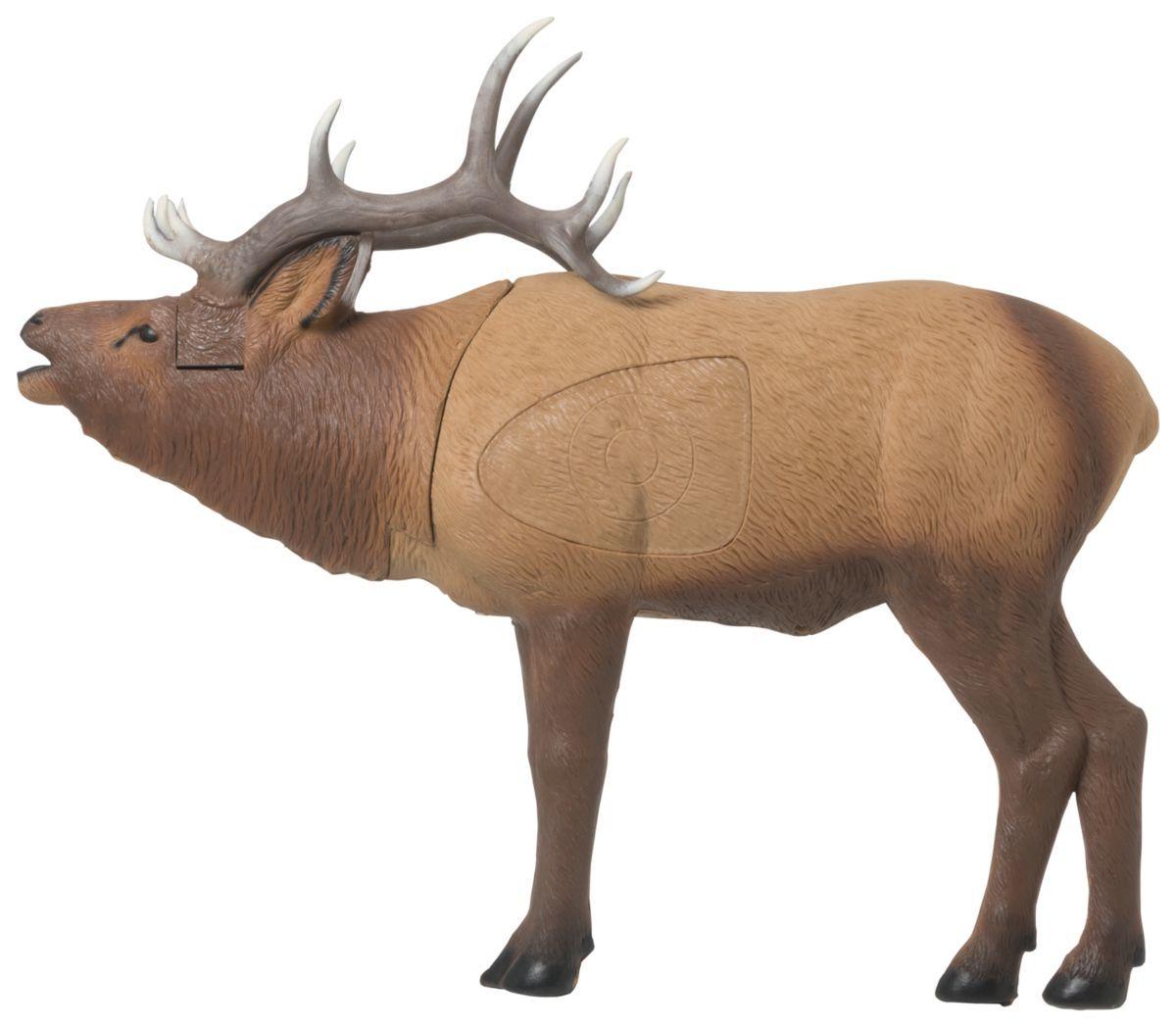 Rhinehart® 3D™ 1/3-Scale Woodland Elk Archery Target