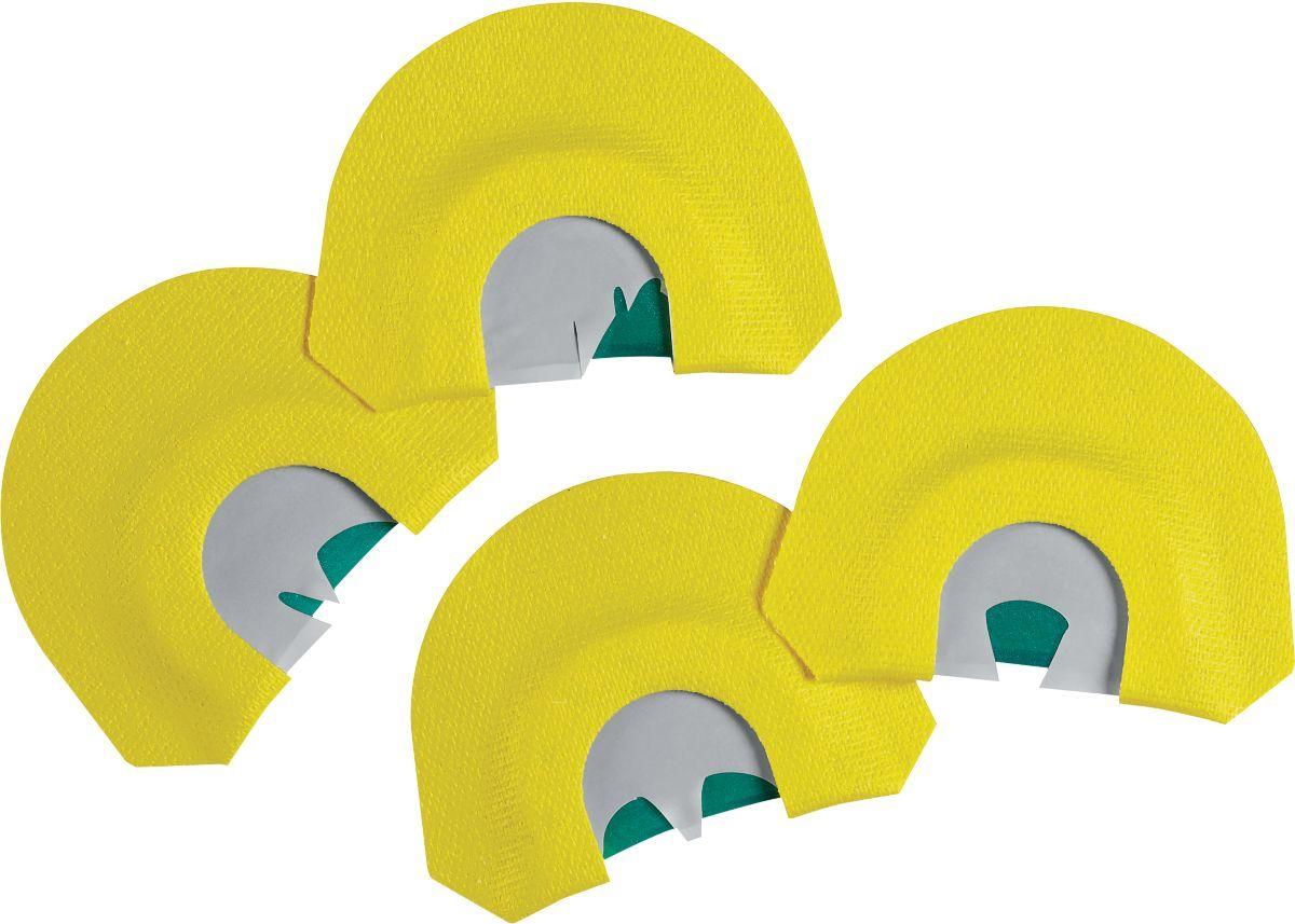 H.S. Strut® Premium Flex Turkey Diaphragm Calls Four-Pack