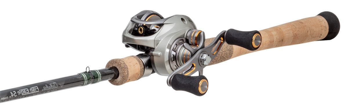 Bass Pro Shops® Formula/Cabela's Fish Eagle® Baitcast Rod and Reel Combo