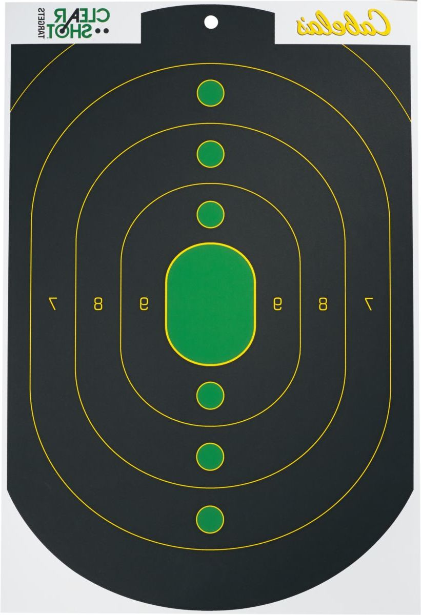 Cabela's Clear-Shot Value-Pack Targets