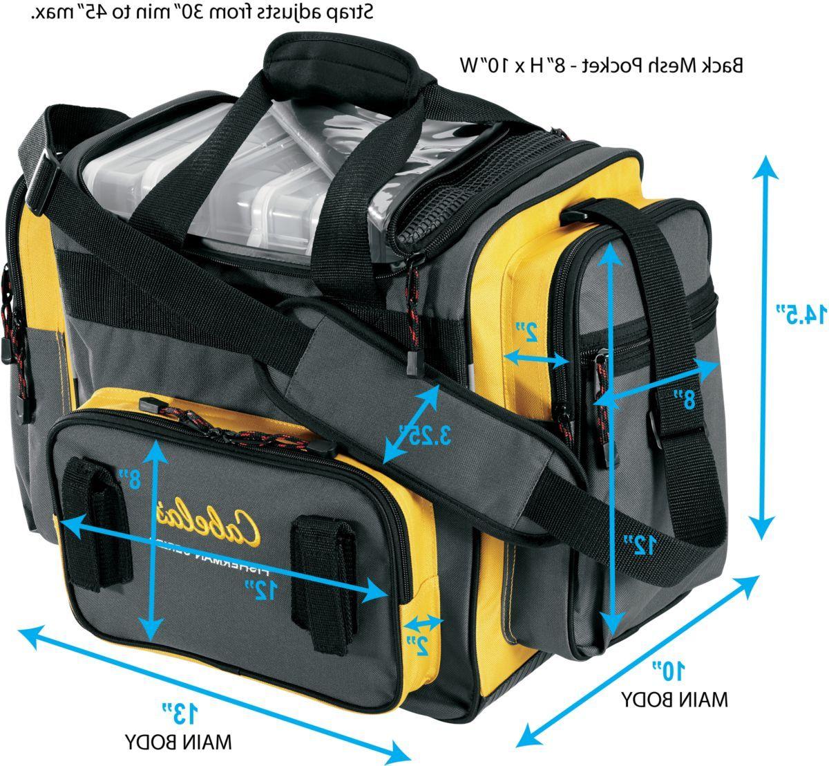 Cabela's Fisherman Series™ Tackle Bag