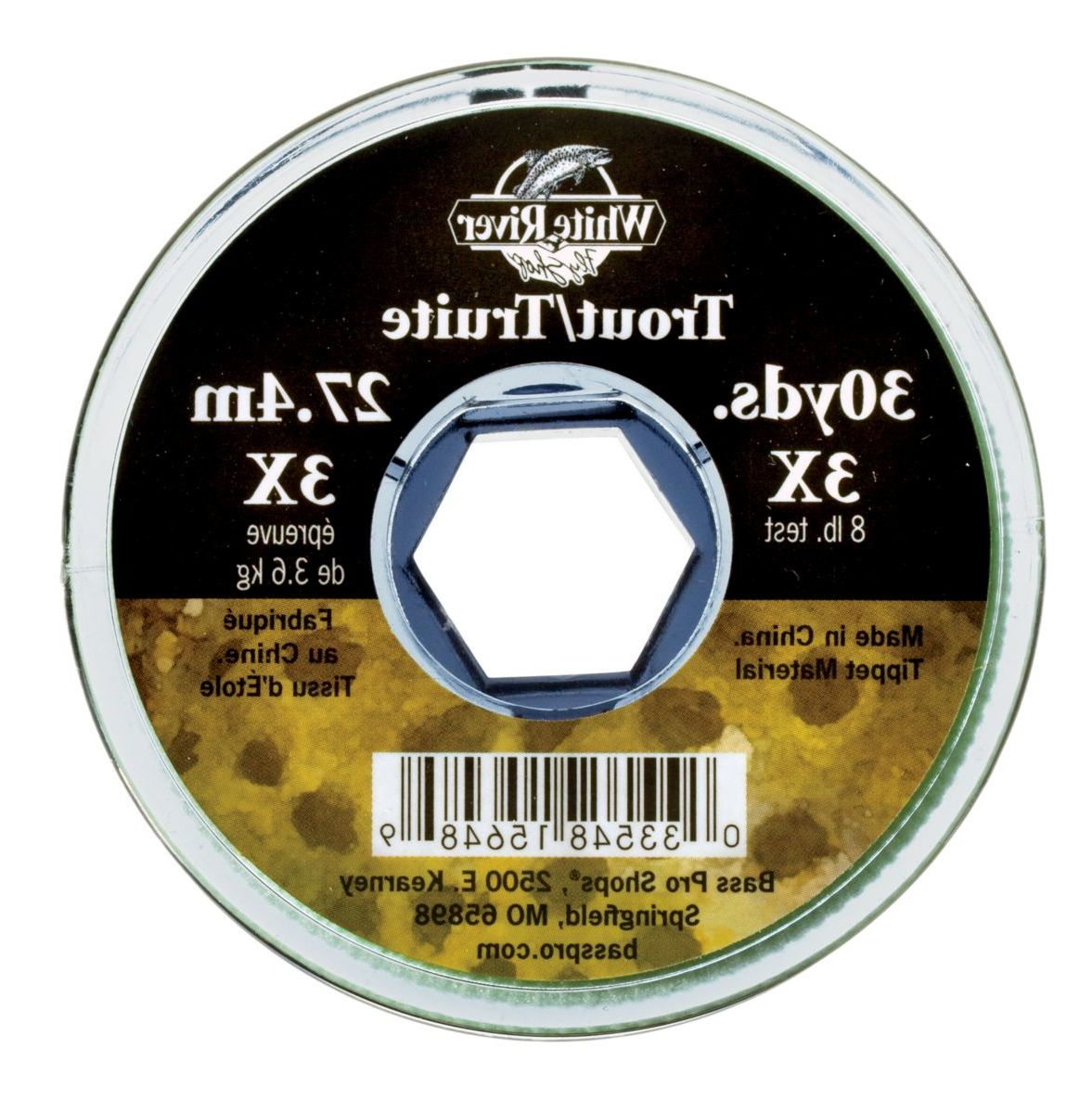 White River Fly Shop® Trout Tippet