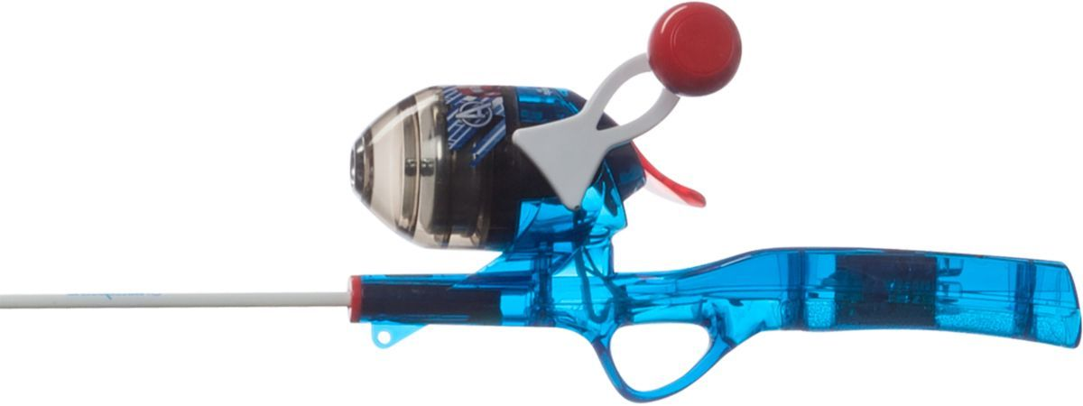 Shakespeare® Kids' Captain America® Lighted Rod and Reel Combo