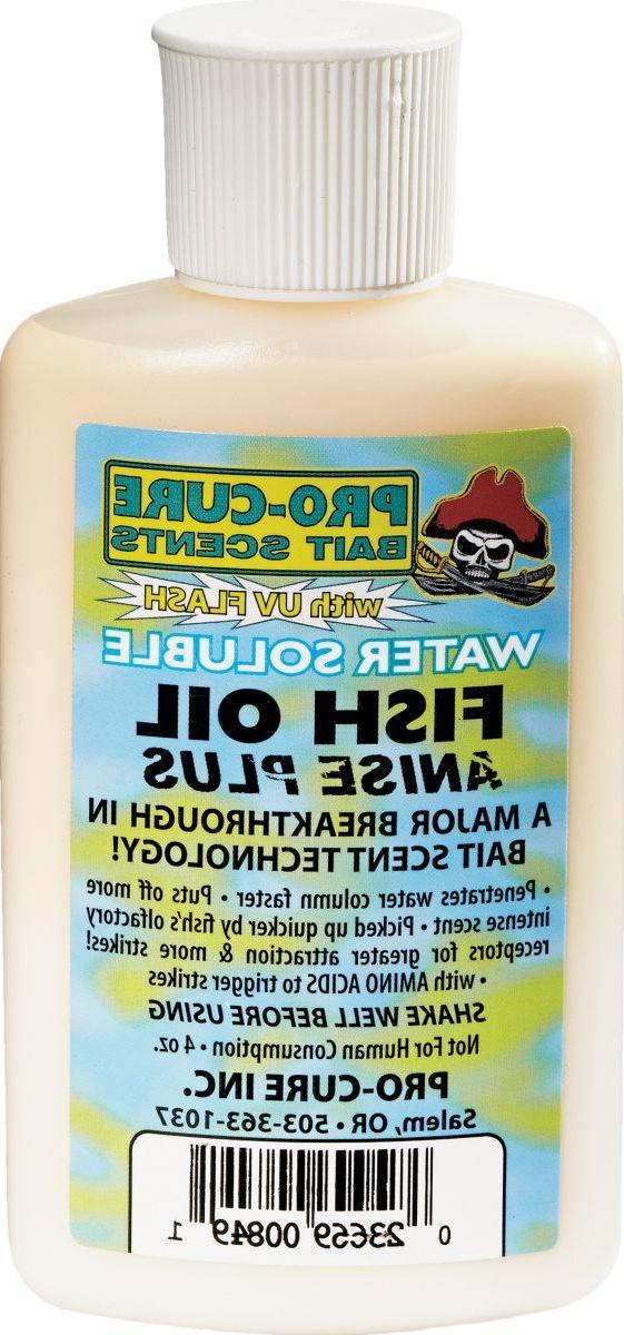 Pro-Cure Water Soluble Bait Oil