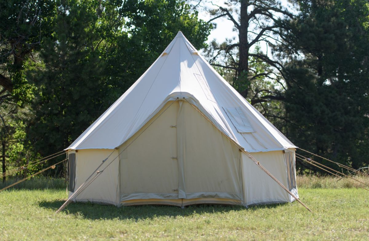 Denver Tent Co. Maroon Bell Tent