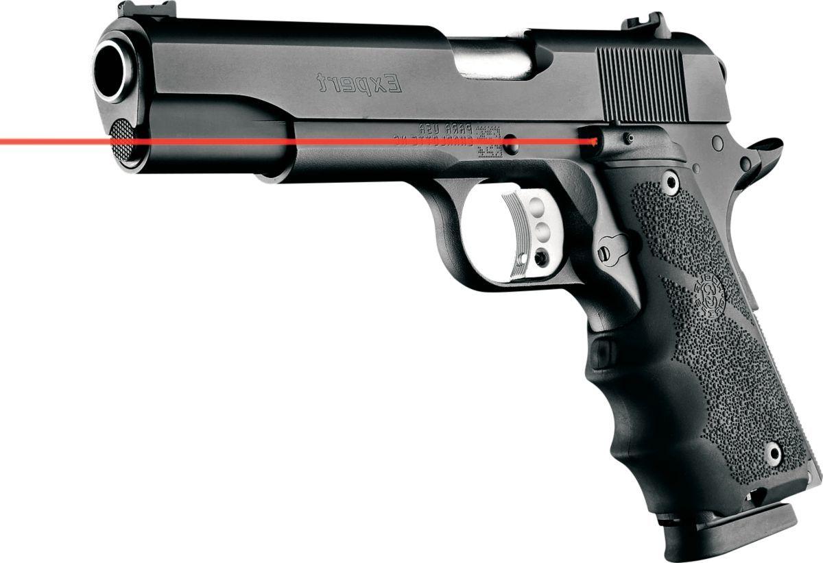 Hogue® Laser-Enhanced Grips