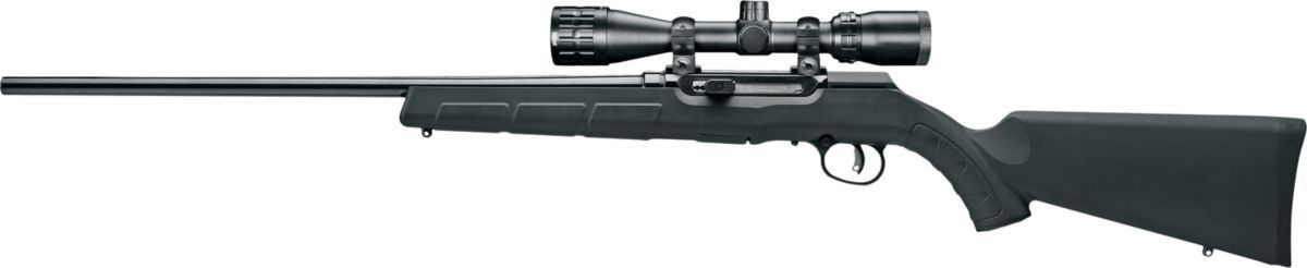 Savage® Arms A17 .17 HMR Semiautomatic Rimfire Rifle with Bushnell® 3.5-10x36 Scope Combo