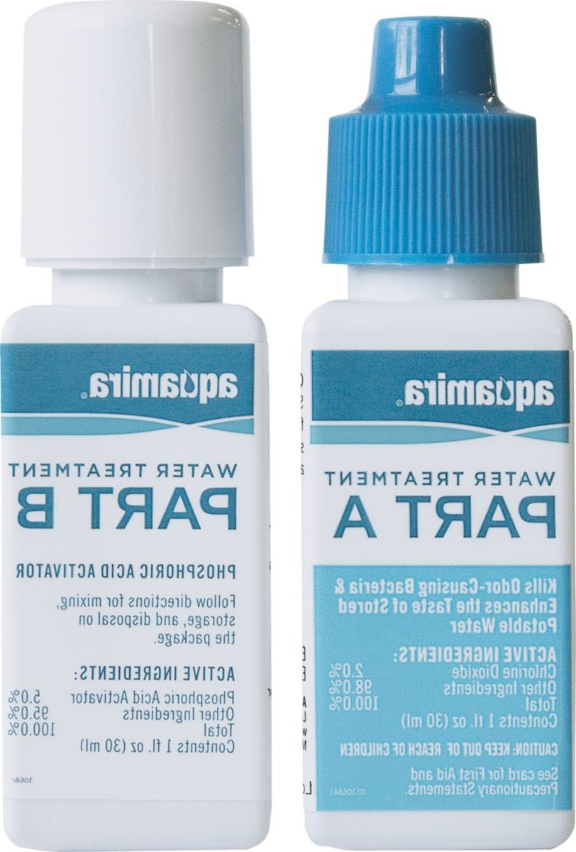 Aquamira® Water-Treatment Drops