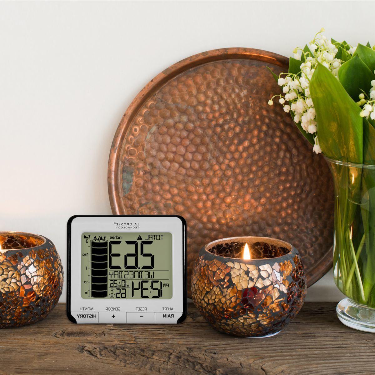 La Crosse Technology® 724-2310 Wireless Digital Rain Station