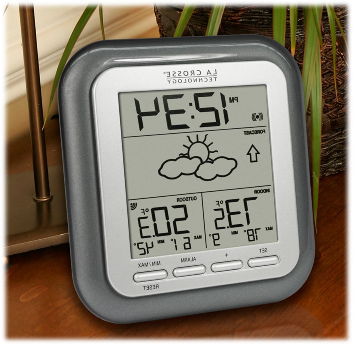La Crosse Technology® Forecast Station – WS-9133T-IT-CBP