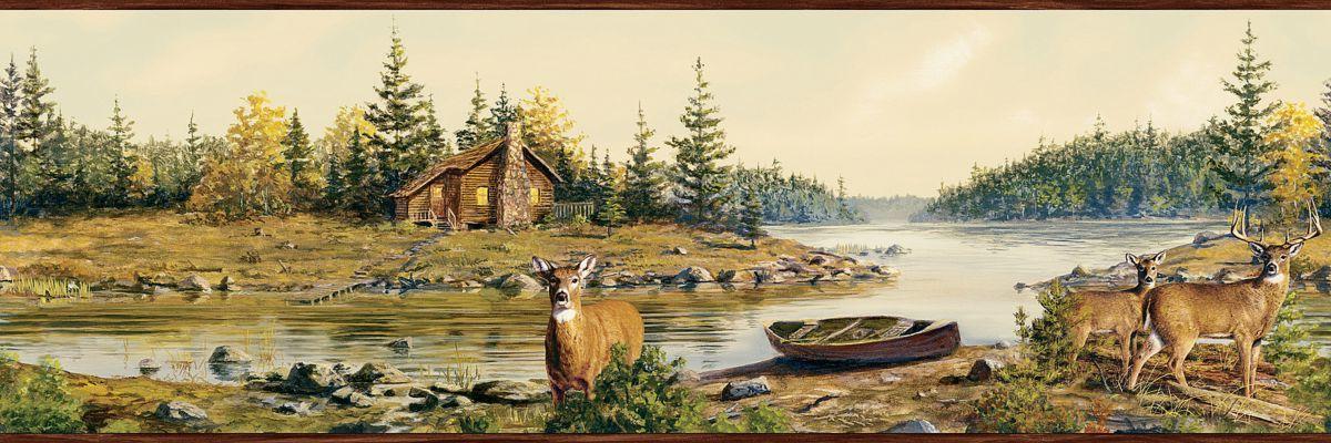 Hautman Cabin Creek Border