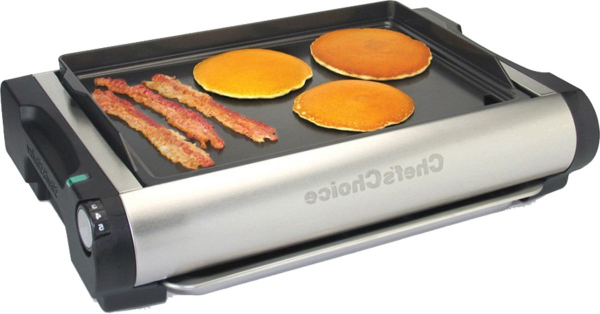 Chef's Choice® Griddle Plate
