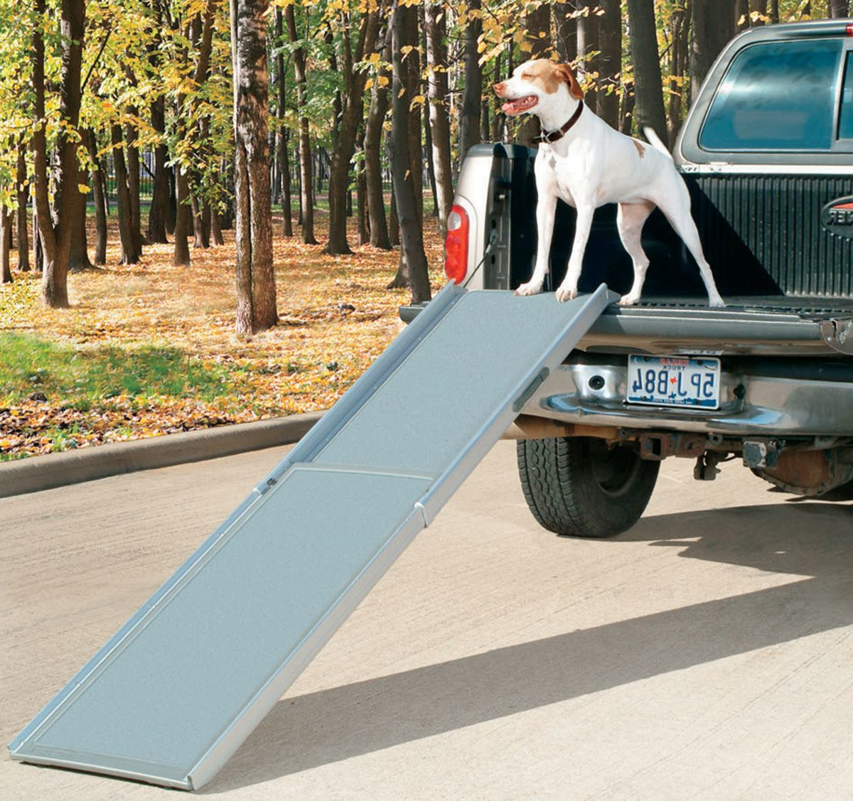 Solvit Extra-Large Telescoping Pet Ramp