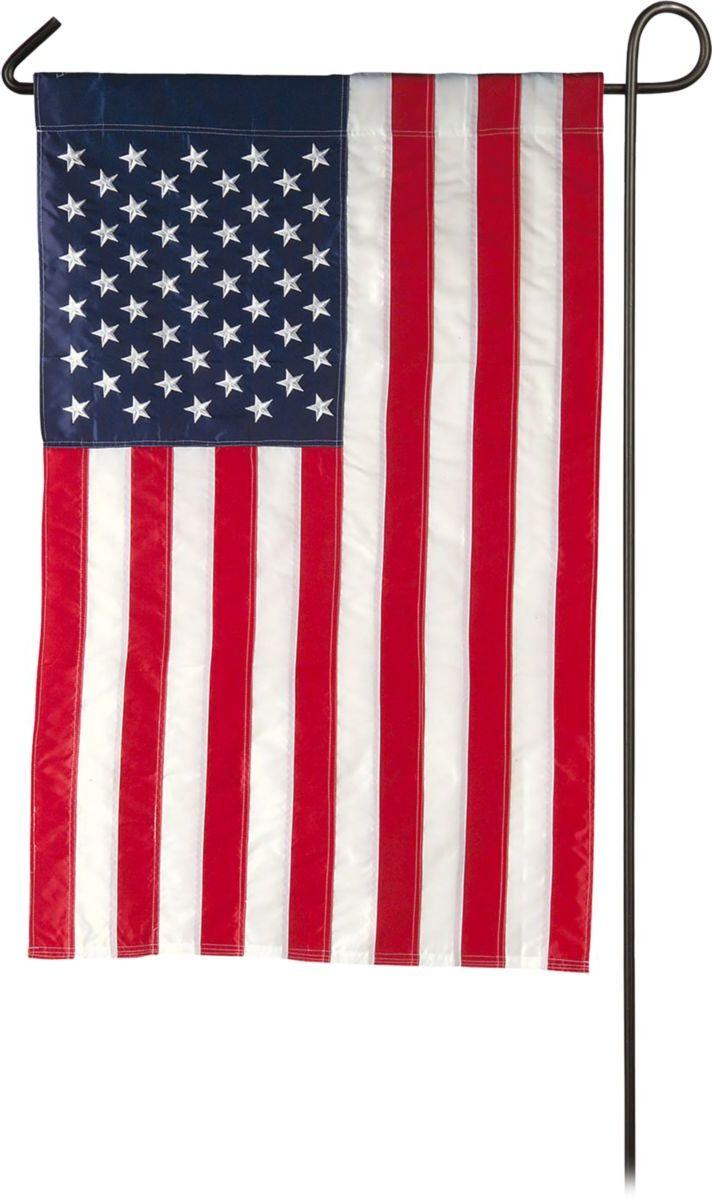 Evergreen® American Garden Flag