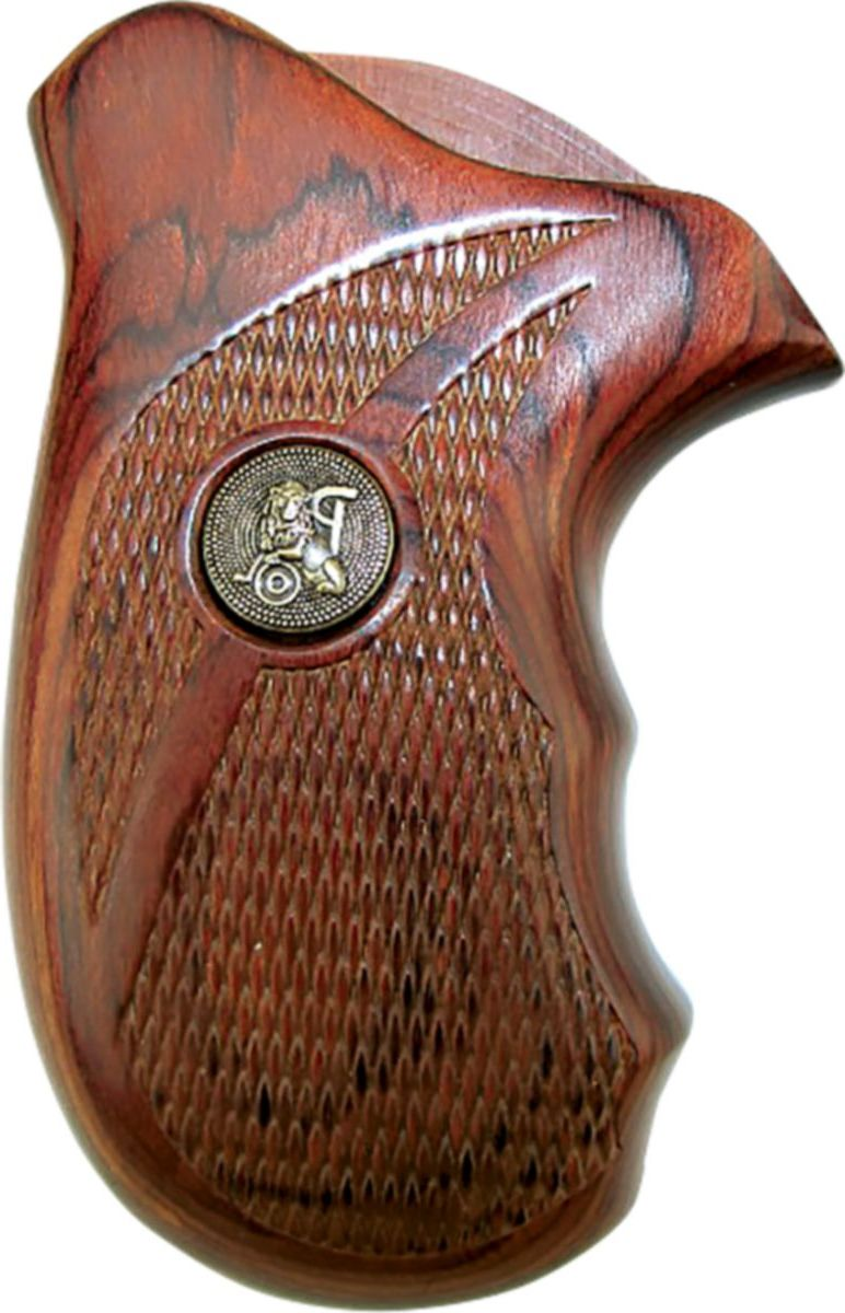 Pachmayr® Deluxe Laminated Revolver Grips