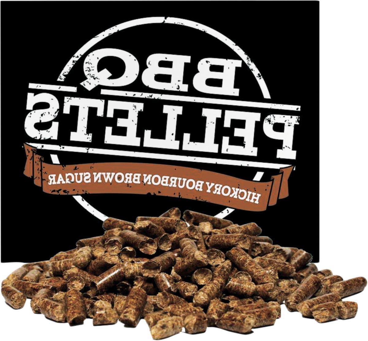 Cabela's Hickory Bourbon Brown Sugar Wood Pellets