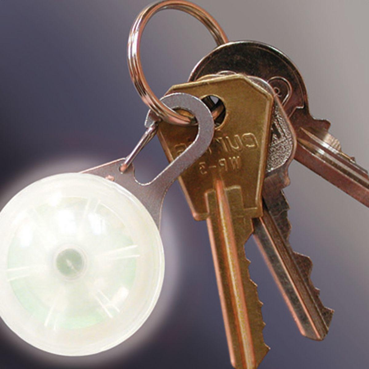 Nite Ize® SpotLit™ LED Carabiner Light