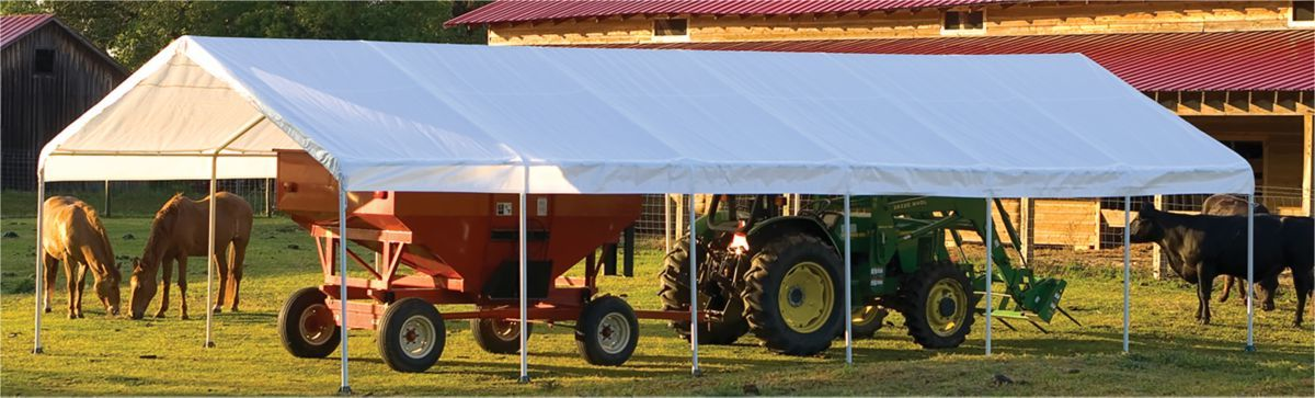 Shelter Logic® Super Max™ Canopy