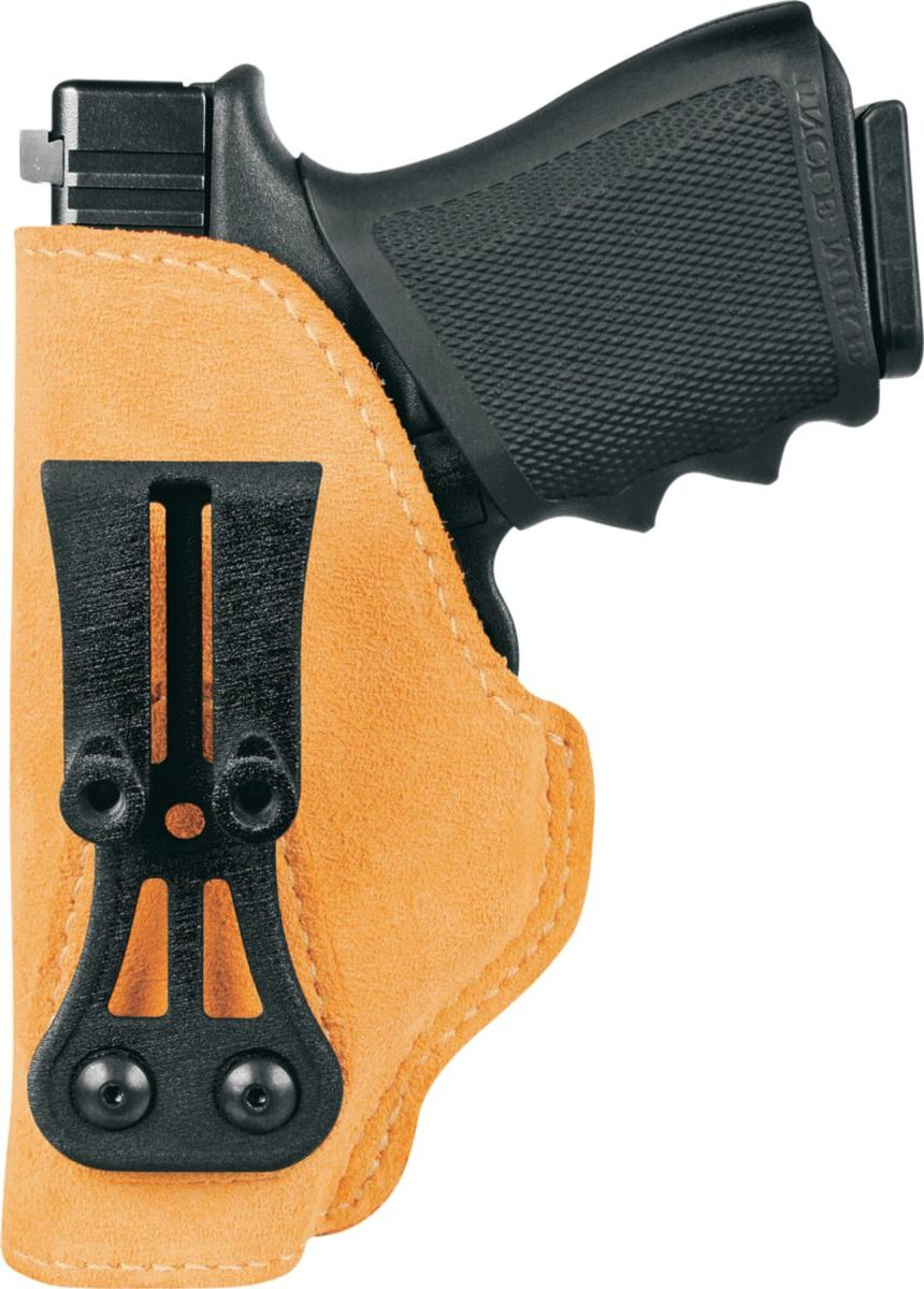 BLACKHAWK!® Suede Leather Tuckable Holster – Right Hand