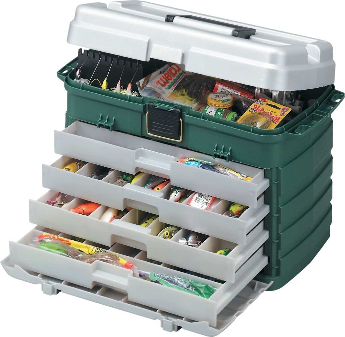 Plano® 758 Four-Drawer Tackle Box