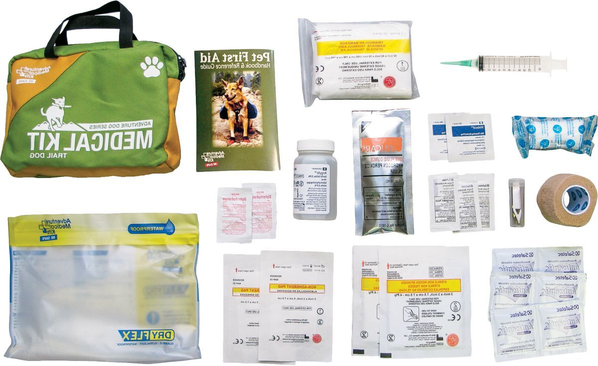 Adventure Medical Kits Adventure Dog Trail Dog™ Medical Kit