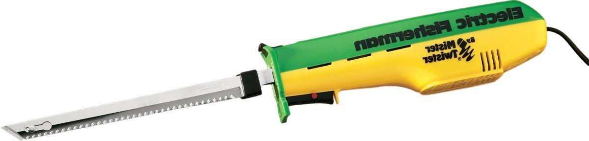 Mister Twister® Electric Fillet Knife