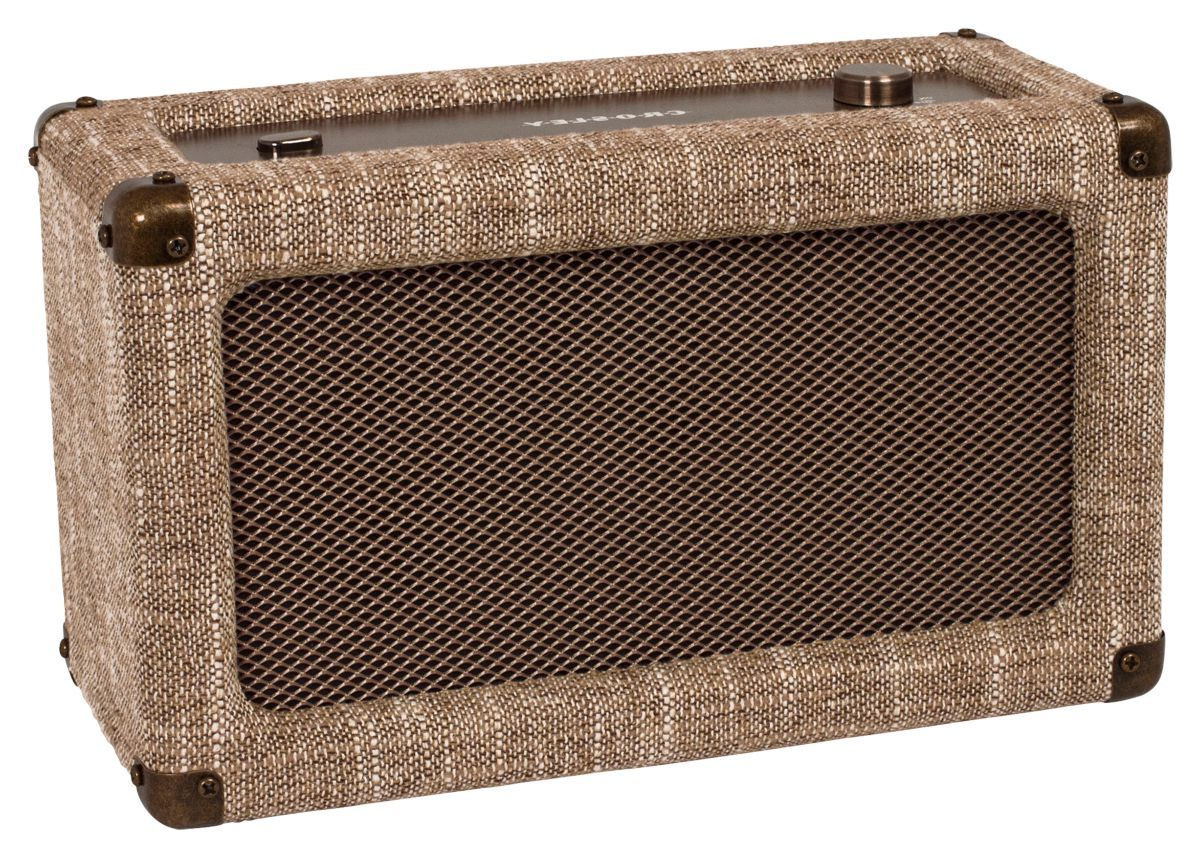 Crosley® Charlotte Bluetooth® Speaker