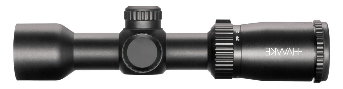 Hawke 1.5-5x32 Illuminated Reticle XB1 Crossbow Scope