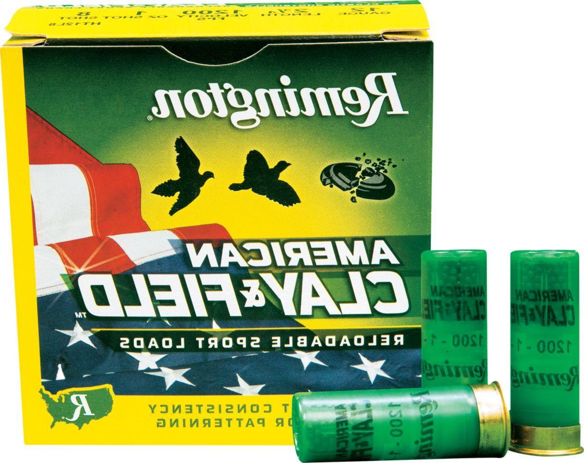 Remington® American Clay and Field Target Shotshells – Per Box