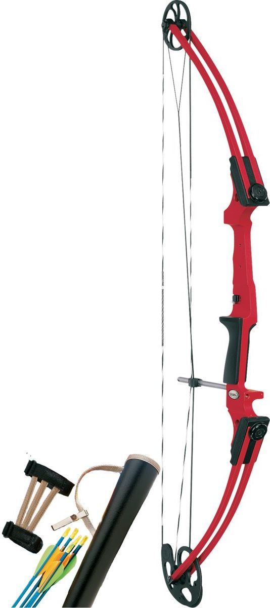 Genesis® Colored Compound-Bow Kit