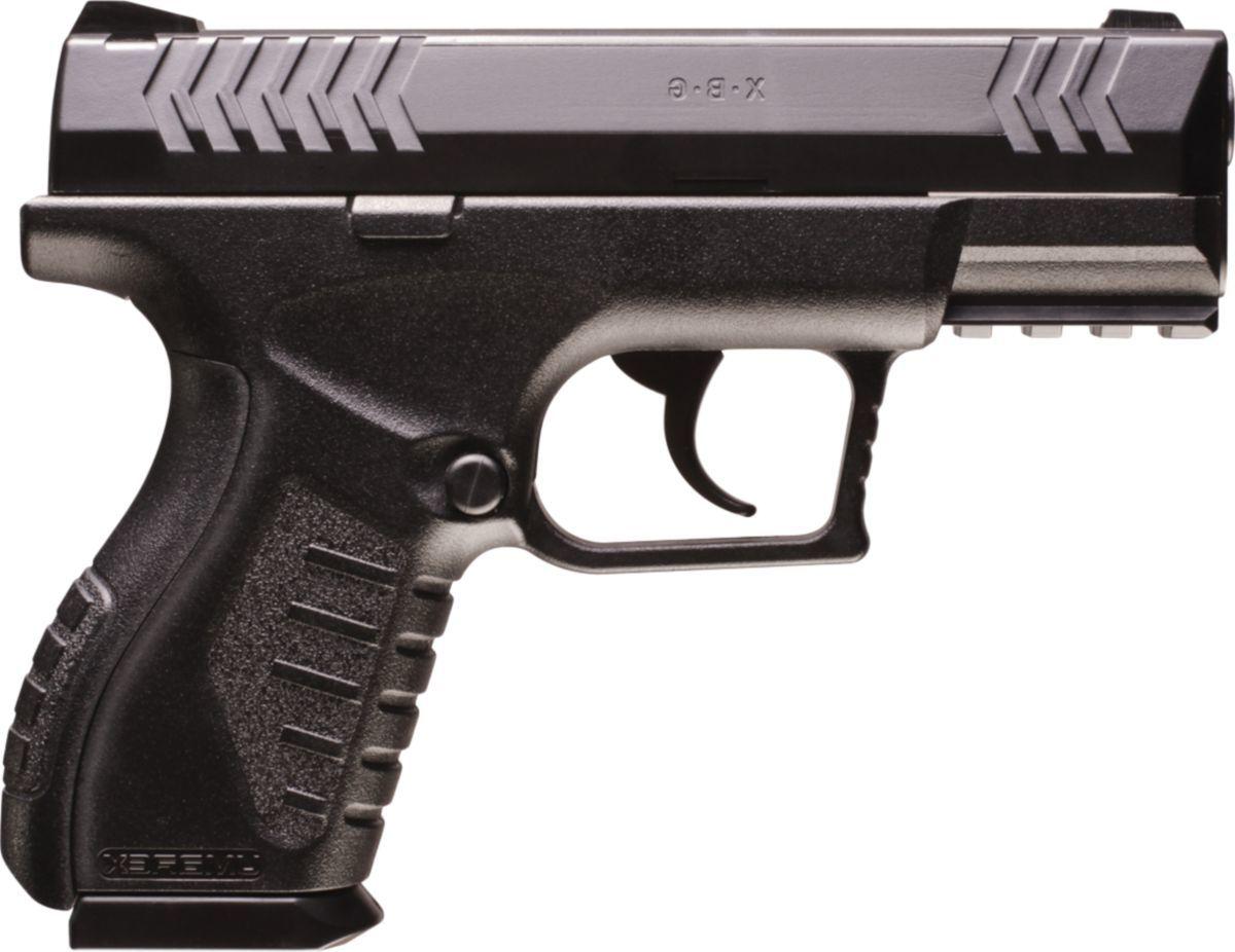 Umarex XBG .177-Caliber BB Air Pistol