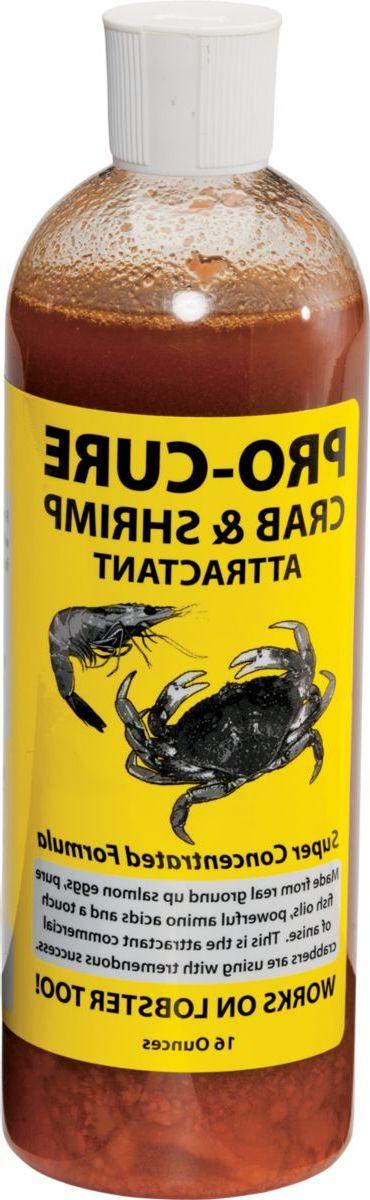Pro-Cure Attractant Crab and Shrimp – 16 oz.